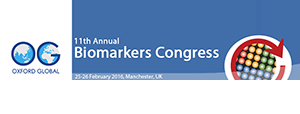 Randox Biosciences attends 11th Annual Biomarkers Congress Manchester UK February 2016