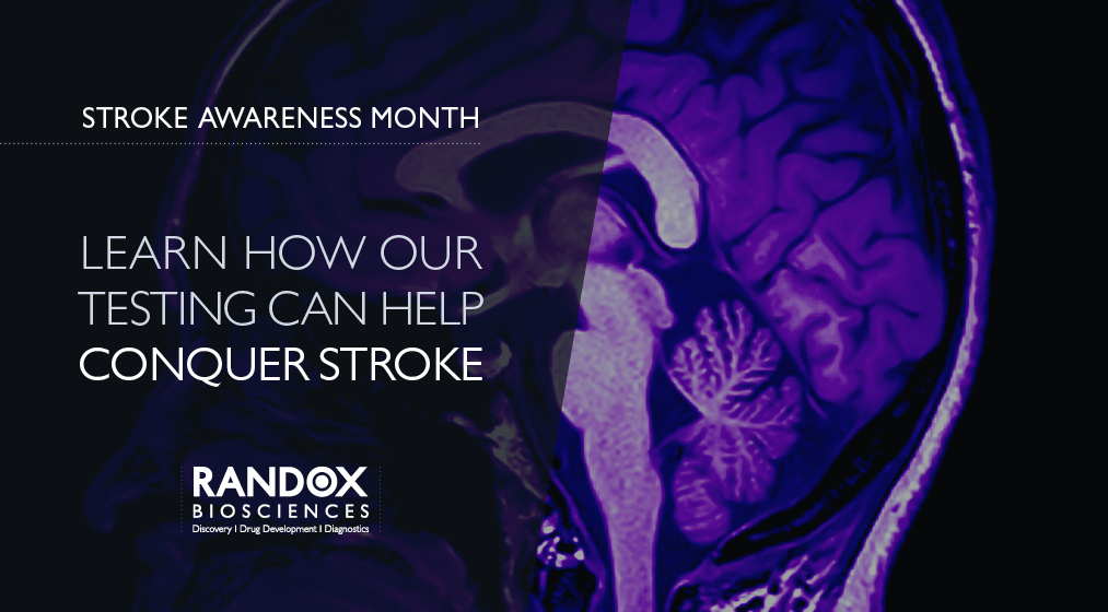 Randox Biosciences supporting Stroke Awareness Month to Make May Purple