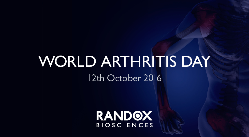 world arthritis day 12th october randox biosciences
