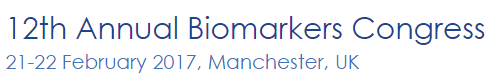 oxford global 12th annual biomarkers congress manchester february 2017