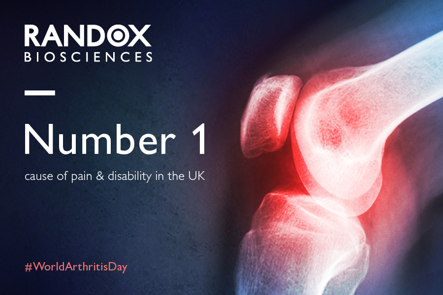 World Arthritis Day - 12th October 2017